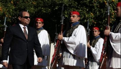غدًا.. السيسي في زيارة رسمية إلى أثينا بدعوة من رئيسة اليونان