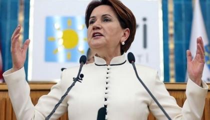 المرأة الحديدية: حكومة أردوغان سبب كل مشاكلنا