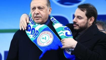 «واشنطن بوست»: استقالة البيرق مؤامرة من أردوغان.. وخزينة تركيا فارغة