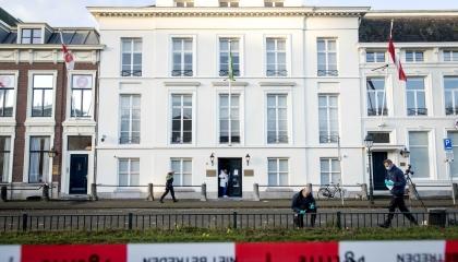 إطلاق رصاص على السفارة السعودية في هولندا والشرطة تحقق