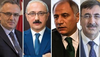 بعد التخلص من الصهر.. أردوغان يستعين برجال داود أوغلو