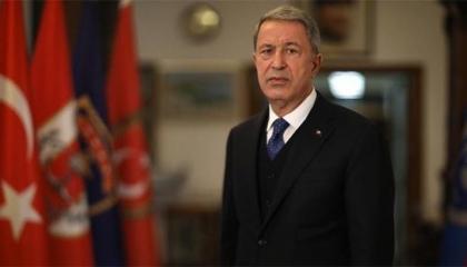 خلوصي أكار يتحدى روسيا: تركيا حاضرة في كاراباخ على الطاولة وفي الميدان