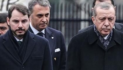 أردوغان يحاول تصحيح كوارث صهره ويستعيد عددًا من المفصولين في عهد البيرق