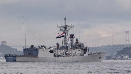 نشرة أخبار«تركيا الآن»: السفن المصرية تعبر البوسفور وأردوغان بمدينة الأشباح