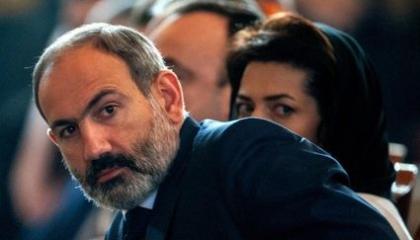 محاولة فاشلة لاغتيال رئيس الوزراء الأرميني والاستيلاء على السلطة