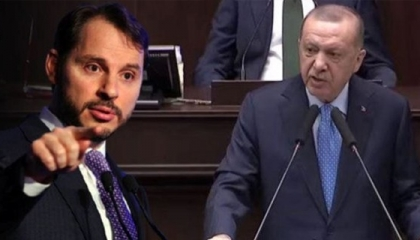 صهر أردوغان يعود إلى إسطنبول بعد الإطاحة به من وزارة المالية