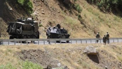 ارتفاع قتلى جيش الاحتلال التركي لمجندين خلال عملية على حدود العراق