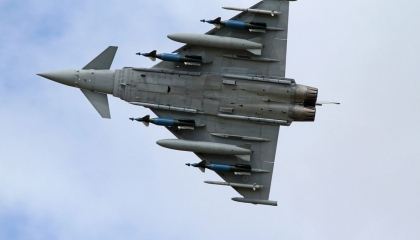 تدريبات عسكرية مشتركة بين سلاح الجو البريطاني وتركيا