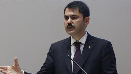 وزير البيئة التركي يؤكد لألمانيا وأمريكا جهود بلاده لمواجهة التغير المناخي