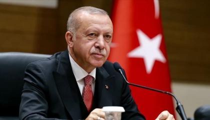 أمام قمة العشرين.. أردوغان يزعم دعم تركيا لـ156 دولة منذ تفشي فيروس كورونا