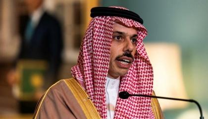وزير الخارجية السعودي يلتقي نظيره القبرصي على هامش اجتماع أثينا