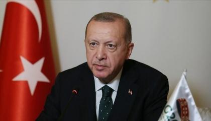 أردوغان: تركيا تحارب داعش وحدها.. وتتعامل بدمٍ بارد في أزمة شرق المتوسط