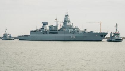 تفاصيل مداهمة القوات الألمانية للسفينة التركية المشبوهة