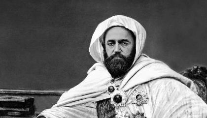 عبد القادر الجزائري «1»... قاد المقاومة ضد فرنسا بعد الخيانة العثمانية