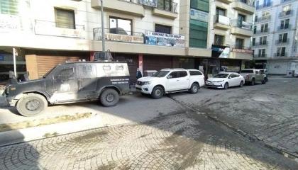 الشرطة التركية تداهم مكتب وكالة «ميزوبوتميا» في مدينة فان