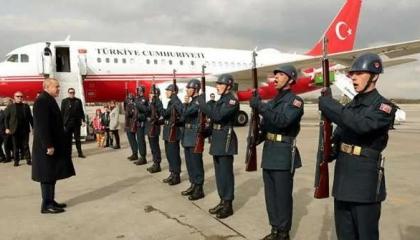 بالصور والتفاصيل.. تعرف على أسطول طائرات أردوغان.. الأرقام صادمة