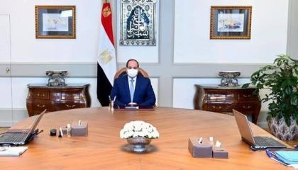 السيسي يوجه الجيش بالاستعداد والجاهزية لحماية أمن مصر القومي