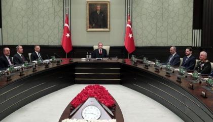 مجلس الأمن القومي التركي: سنتخذ اللازم تجاه عملية «إيريني» ضد سفينتنا