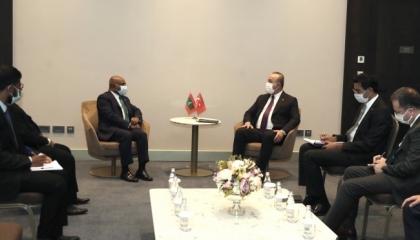 دفة أردوغان تتوجه نحو أفريقيا.. وزير خارجية تركيا في النيجر