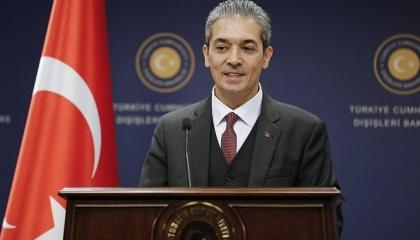 الخارجية التركية: الاتحاد الأوروبي لا يقدم مساهمة بناءة في تسوية قضية قبرص