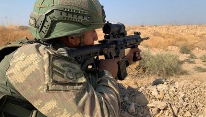 بالفيديو.. «الدفاع» التركية تعلن تحييد عنصرين من حزب العمال الكردستاني