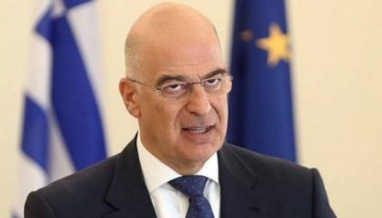 الخارجية اليونانية تهاجم تركيا وتؤكد: أوروبا ستضع حدًا لأنقرة