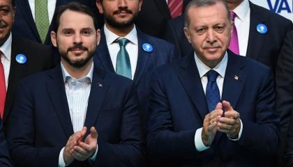 أردوغان يُطيح بصهره من صندوق الثروة السيادي