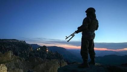وزارة الدفاع التركية تعلن تحييد 4 عناصر من حزب العمال الكردستاني