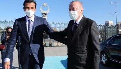 حزب تركي يتقدم بشكوى جنائية ضد أردوغان بعد بيع أسهم بورصة إسطنبول لقطر