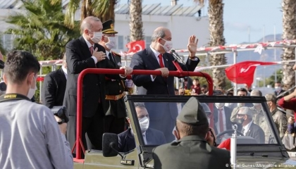 قبرص تثمن إدانة برلمان أوروبا لممارسات تركيا غير القانونية بمنطقة فاماغوستا