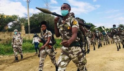 زعيم تيجراي يعلن عن إسقاط طائرة عسكرية إثيوبية وأسر الطيار