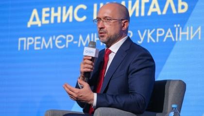 رئيس الوزراء الأوكراني يصل إسطنبول ويلتقي وزير الصناعة التركي
