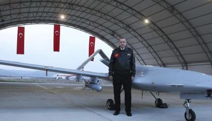 تركيا ترسل طائرات مسيرة للقتال في اليمن