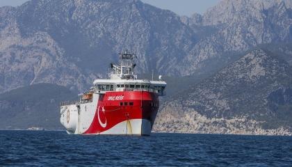تركيا تسحب سفينة التنقيب من المتوسط قبيل انعقاد قمة الاتحاد الأوروبي