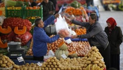 ارتفاع تكاليف المعيشة في إسطنبول بنسبة 14.07 % خلال العام الحالي