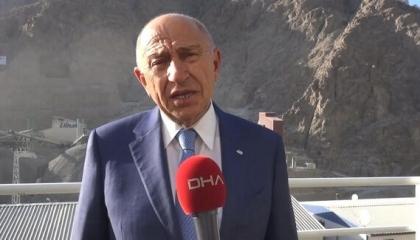 إصابة رئيس الاتحاد التركي لكرة القدم بكورونا