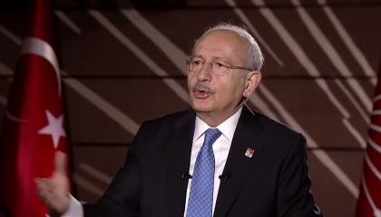 زعيم المعارضة التركية: أصبحت مهددًا بالقتل والنظام يتجسس على زوجتي وأبنائي