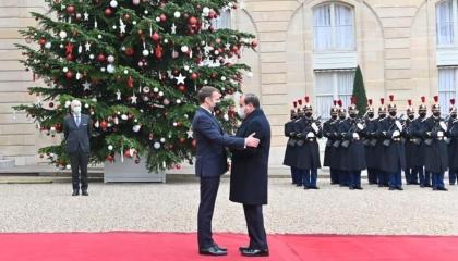 زعيمة فرنسية: السيسي حليفنا المهم في مواجهة الاستفزازات التركية