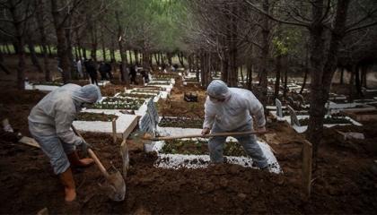 مسئول طبي تركي: الحكومة تعلن أقل من نصف إصابات كورونا الفعلية