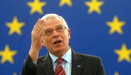 بوريل يلمح لإمكانية تجديد الإعلان الأوروبي التركي بشأن المهاجرين