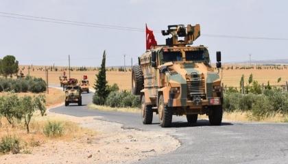 تركيا ترسل رتلًا عسكريًا إلى مناطق خفض التصعيد في سوريا