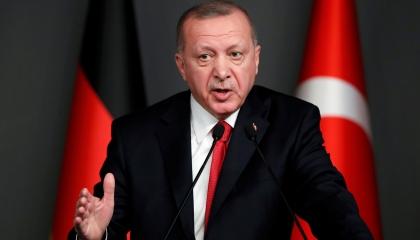 زيارة قيادات الوفاق للقاهرة تغضب أردوغان.. وسفيره لدى ليبيا: ضد مصالح تركيا