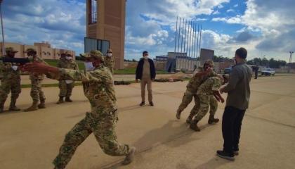 «الدفاع» التركية تواصل تدريبها لعناصر الوفاق الليبية بالمخالفة لاتفاق جنيف