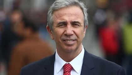 رئيس بلدية أنقرة يحظر تعليق صوره داخل المباني الحكومية