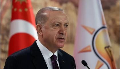 أردوغان يدافع عن الاستثمارات القطرية ويتهم المعارضة بالفاشية ودعم الإرهاب