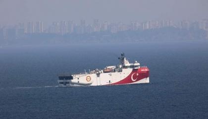 أنقرة تعاود استفزاز أثينا.. تركيا تطلق إخطارين ملاحيين بشرق المتوسط