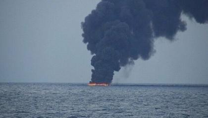 كواليس الهجوم الإرهابي على ميناء جدة.. قارب مفخخ وراء الحادث