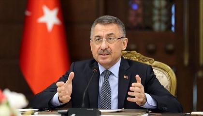 نائب أردوغان يدعو أمريكا للرجوع عن قرار العقوبات: «في أسرع وقت ممكن»