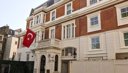 وثائق جديدة تكشف تجسس أردوغان على معارضيه في العاصمة البريطانية