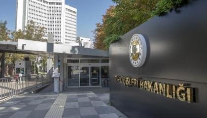 الخارجية التركية تدين الهجوم الإرهابي في النيجر